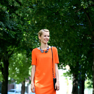 Look ORANGE od Kristýna Patyková