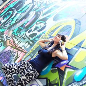Look Urban Street Style von Mona & Sarah