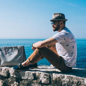 Look de Côte d'Azur à Beau parleur €