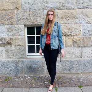 Look 21.05.2016 // Outfit von Verena S.