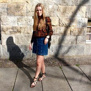 Look 11.06.2016 // Outfit von Verena S.