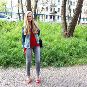 Look 10.05.2016 // Outfit von Verena S.