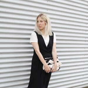 Look OUTFIT: CASUAL MAXIDRESS von Bina