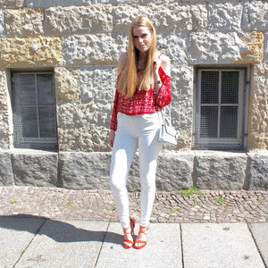 Look 08.07.2016 // Outfit von Verena S.