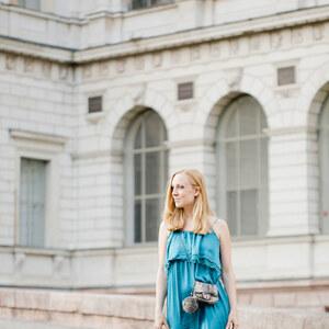Look The turquoise way von thegoldenbun