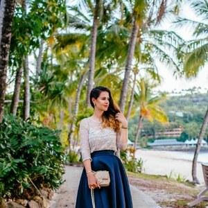 Look Shop The Post: One Skirt – Three Looks von shoplemonde
