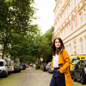 Look orange is the new black von Fanine.de