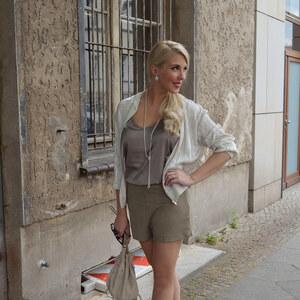 Look Urban Glamour von Mona & Sarah