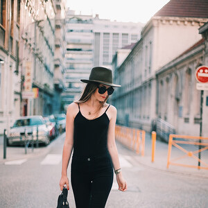 Look de GOLDEN HOUR à heelsongasoline €