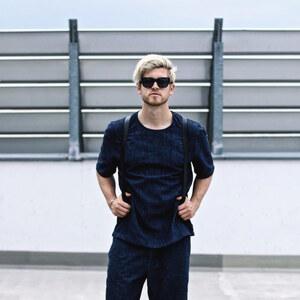 Look Outfit: Han Kjobenhavn x Teva Sandals & H&M Denim Twinsy von meanwhileinawesometown