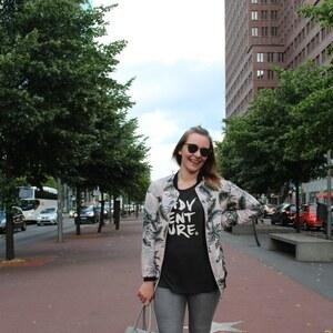 Look Fashion Week Adventure von notanotherfashionblog