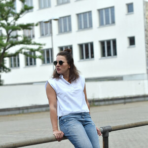 Look Outfit: Let´s wear palms von viisaddicted