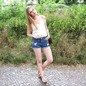 Look 27.07.2016 // Outfit von Verena S.