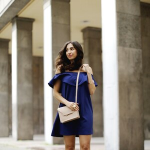 Look Off The Shoulder Dress von Chiara
