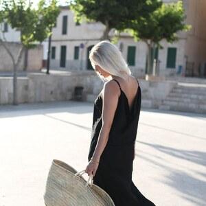 Look OUTFIT: THE SLIPDRESS von Bina