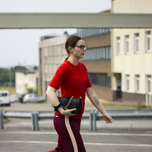 Look Outfit of the day: It's better to be absolutely ridiculous than absolutely boring! von Maria
