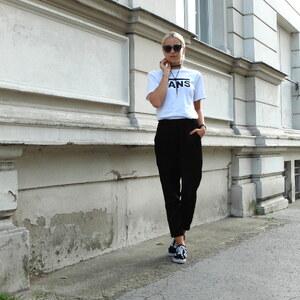 Look Vans – Shirt & Shoes von goldencherry