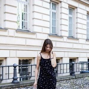 Look Velcro Stan Smith and Flower Dress von Jacky