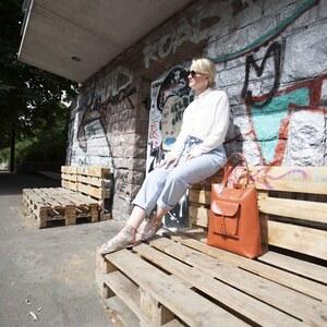 Look Ein Berlin Outfit nicht nur für Berlin, sondern, einmal in entspannt bitte. von kathrynsky.de