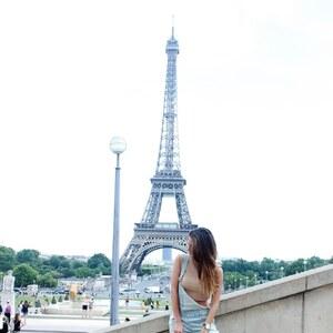 Look de La Tour Eiffel à theycallmemellie €