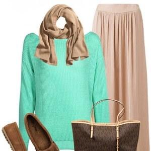Look Hijabi style von Taagriid Paah