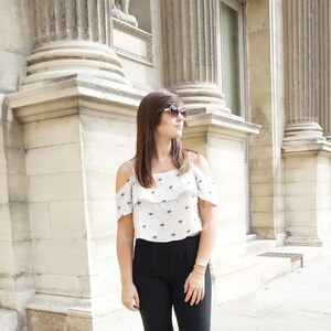 Look de Always on time à modeusement-votre €