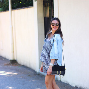 Look de Hello july à lestendancesbymarin €