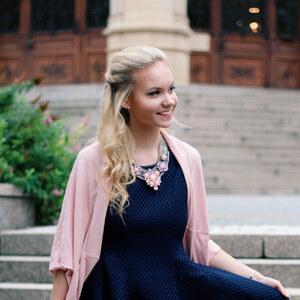 Look Tip blogerky: Do divadla i na svatbu ;) od MARY Fashion