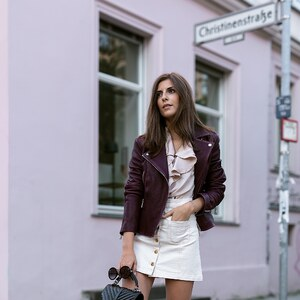 Look Late Summer Vibes: Rosé and Bordeaux von simple-et-chic