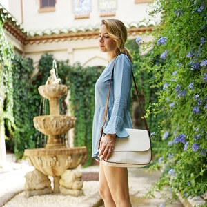 Look de Hacienda azul à estelleblogmode €
