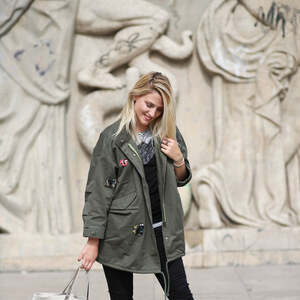 Look de SERGENT MARGOT à youmakefashion €