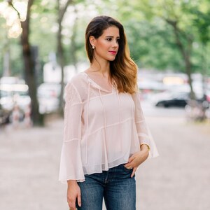 Look Shop the Post: Pastel Pink Boho von shoplemonde