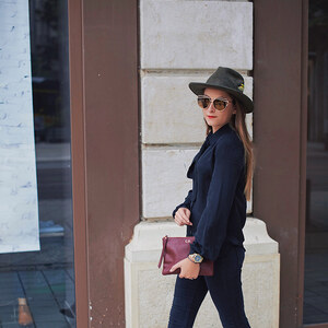 Look de FALL UNIFORM à heelsongasoline €