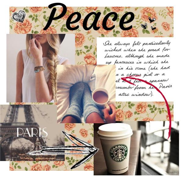 Peace ;)