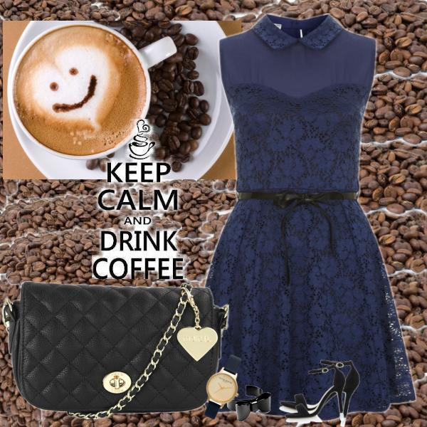 Keep calm and drink coffee! :*