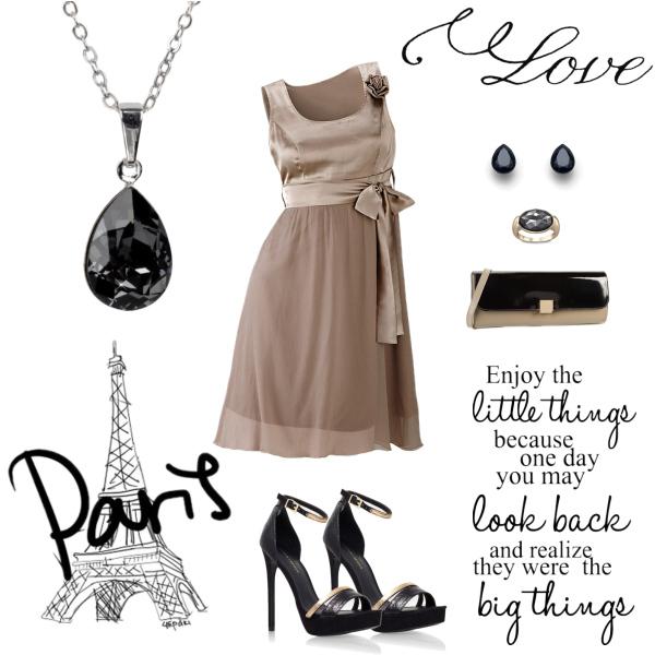 Romantika v Paříži