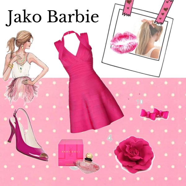 Jako Barbie