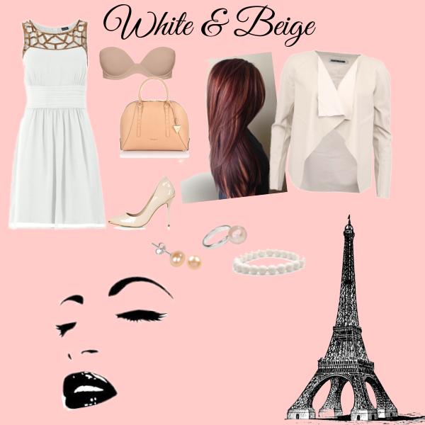White&Beige