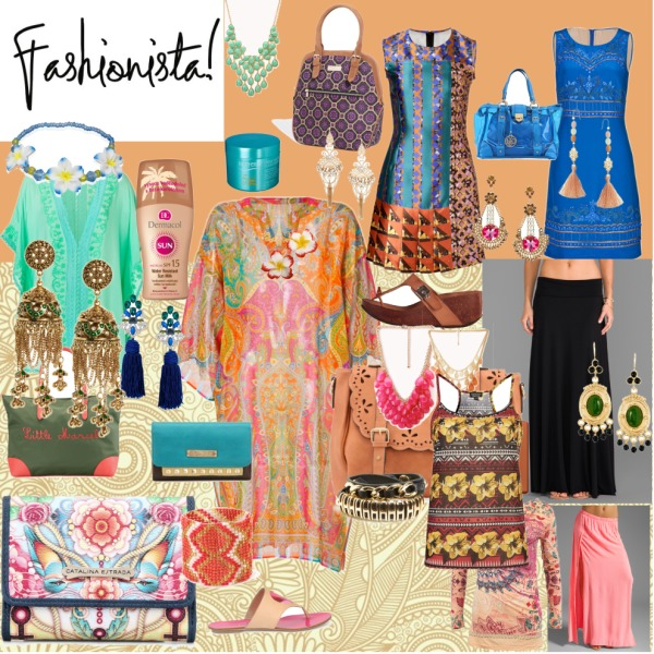 oryental fashion