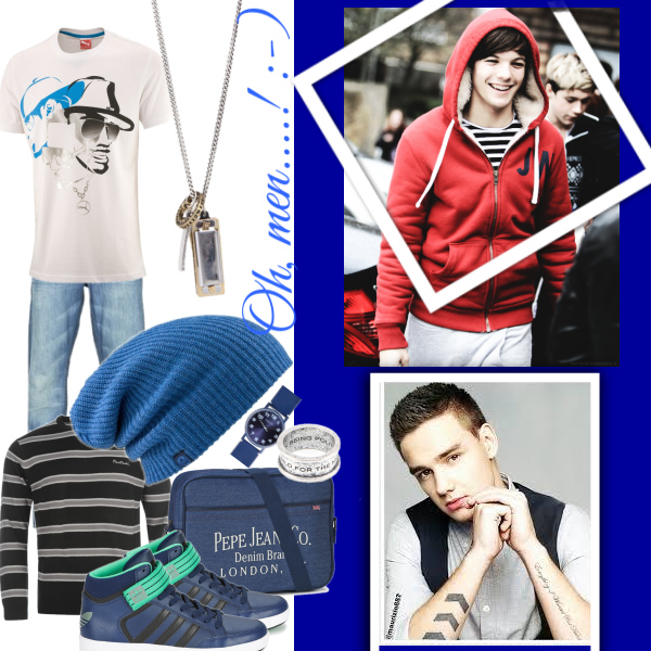 :) men style :)