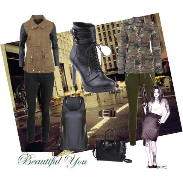 ARMY STYLE