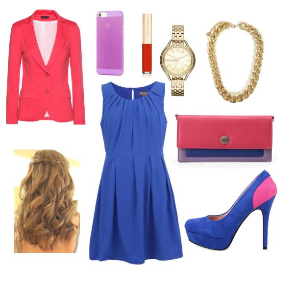 Luxusní outfit