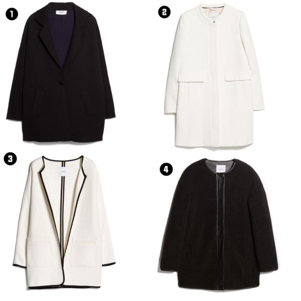 B/W Coats