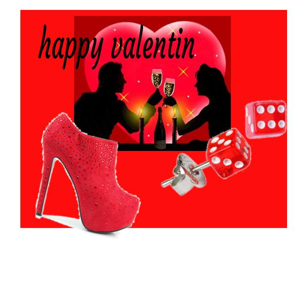 happy valentin