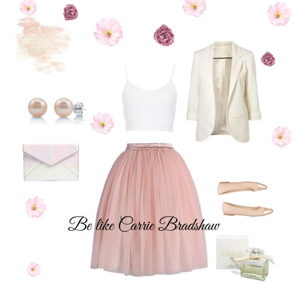 Inspirováno Carrie Bradshaw