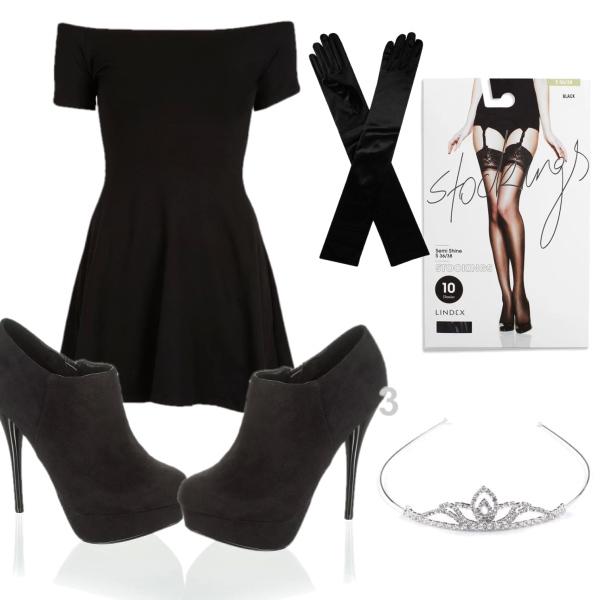 Elegant Black