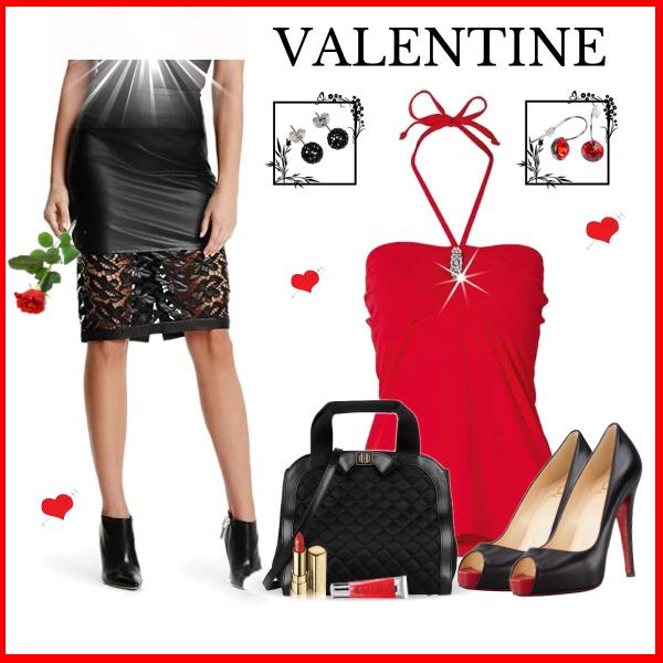 S tebou na Valentýna