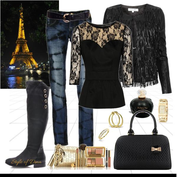 Na skok v Paříži