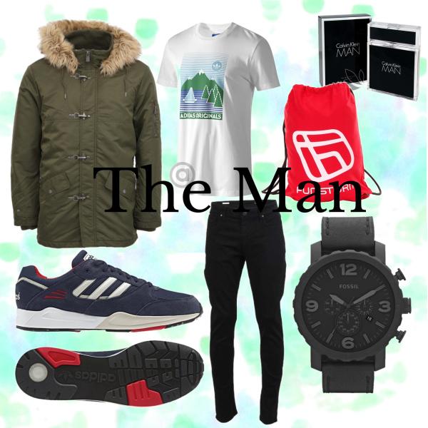 The Man *
