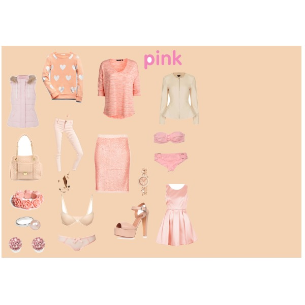 only pink:3<3